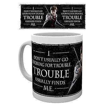 Harry Potter Harry Quote taza