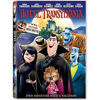 Hotel Transylvania [DVD] USA import