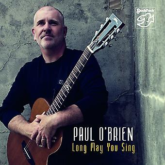 Paul O'Brien - Long May You Sing [SACD] USA import