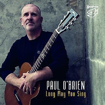 Paul O'Brien - lang kan du synge [SACD] USA import