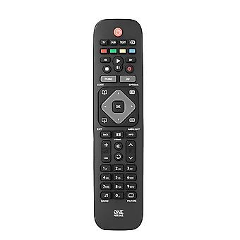 En For alle udskiftning fjernbetjening til Philips TV (URC1913)