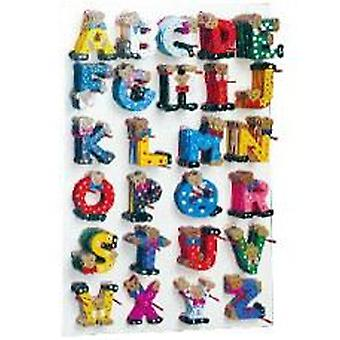 Legler Ositos letter F (Babies and Children , Toys , Others)