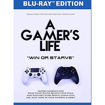 Gamer's liv [Blu-ray] USA import