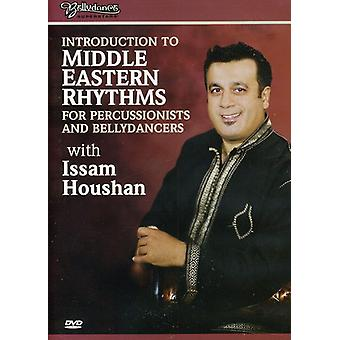 Bellydance Superstars - Issam Houshan Introduction to Middle Eastern [DVD] USA import