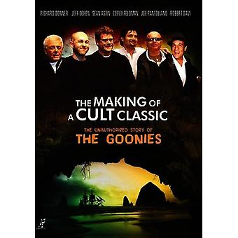 Goonies: Making of a Cult Classic [DVD] USA import
