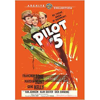 Pilot No. 5 (1943) [DVD] USA import