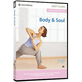 Stott Pilates: Body & Soul [DVD] USA import