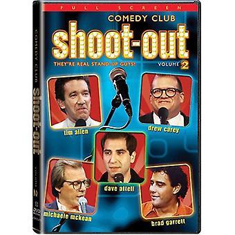 Comedy Club Shootout - Comedy Club Shoot-Out, Vol. 2 [DVD] USA importerer