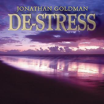 Jonathan Goldman - de-stress [CD] USA import
