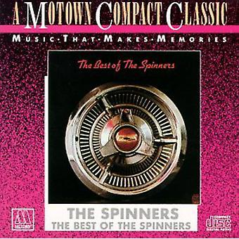 Spinners - mejor de Spinners [CD] USA importar