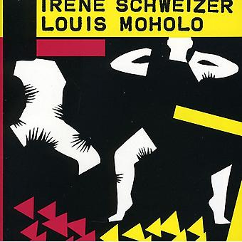 Irene Schweizer - Louis Moholo [CD] USA import
