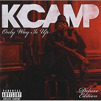 K Camp - Only Way Is Up [CD] USA import