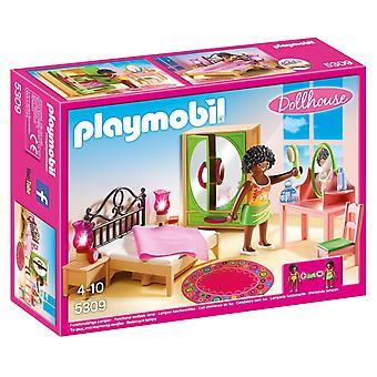 Playmobil ५३०९ मास्टर बेडरूम गुड़िया हाउस