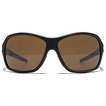 Ryders Eyewear Carlota Sunglasses In Black Silver Polarised