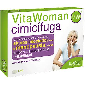 Eladiet Vita Woman 60COMP Cimicifuga. (Diet , Herbalist's , Supplements)