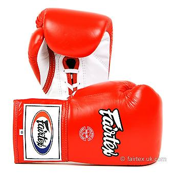 Fairtex Lace-Up boksehandsker