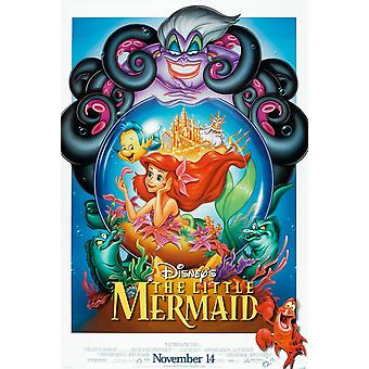 The Little Mermaid Movie Poster Masterprint
