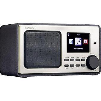 Internet Table top radio Lenco DIR-101 Internet radio, USB, AUX Black