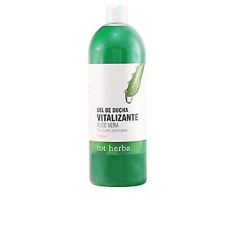 Tot Herba shower gel VITALIZANTE aloe vera