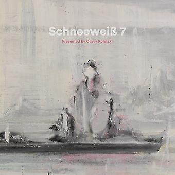 Oliver Koletzki - Schneeweiss VII [CD] USA import