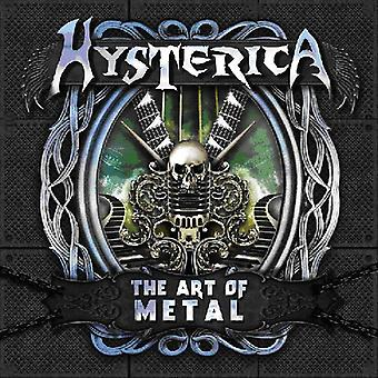 Hysterica - Art of Metal [CD] USA import