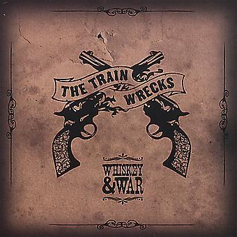 Train Wrecks - Whisky & War [CD] USA import