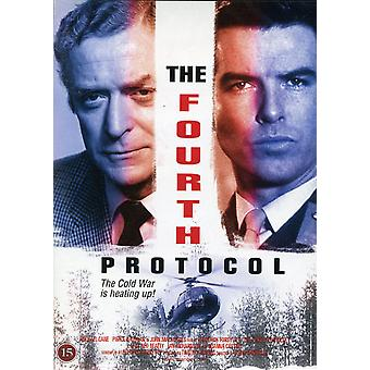 The Fourth protocol (DVD)