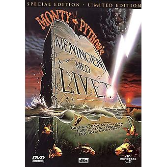 Monty Python's the meaning of life-Special Edition (DVD)