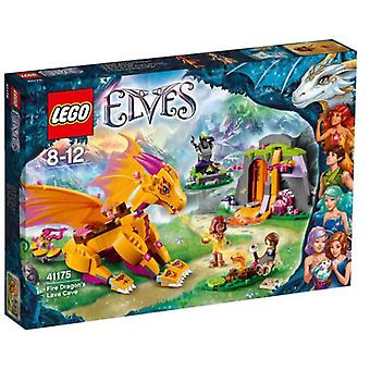 Lego 41175 Fire Dragon'S Lava Cave (Toys , Constructions , Buildings)