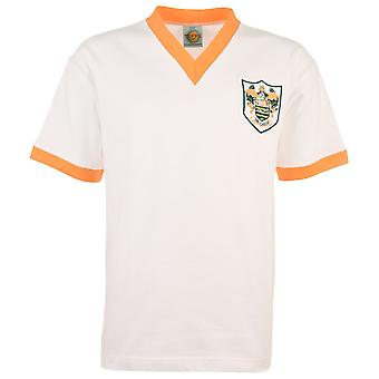 Blackpool 1950s Away Retro Football Shirt