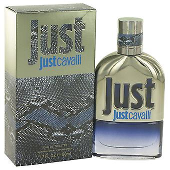 Roberto Cavalli Just Cavalli Uomo Eau de Toilette 30ml EDT Spray