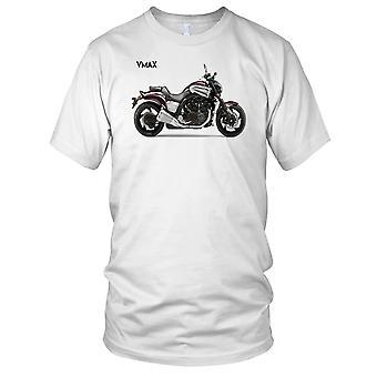 Yamaha VMAX Classic Motorbike Biker Mens T Shirt