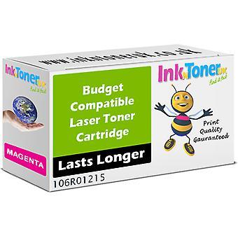 Kompatible Xerox 106r01215 Magenta tonerkassetten (106r01215)