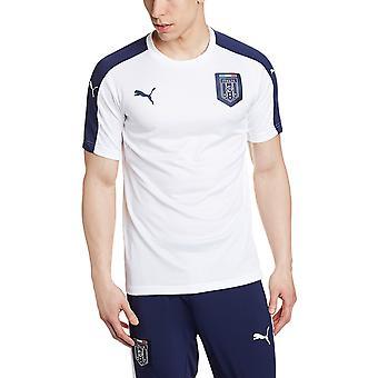 PUMA Italien Trikot Figc Italia Stadium Jersey Trikot Puma White