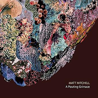 Matt Mitchell - Skægtorsk grimasse [CD] USA import