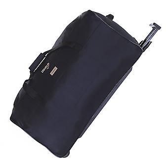 Slimbridge Braga bolso con ruedas de 30 pulgadas, negro