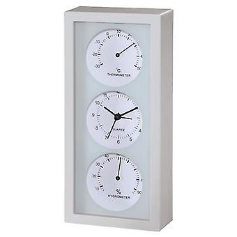 Hama Thermo-/hygrometer TH35-A Wit