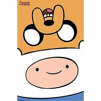 Adventure Time - Buds Poster Print