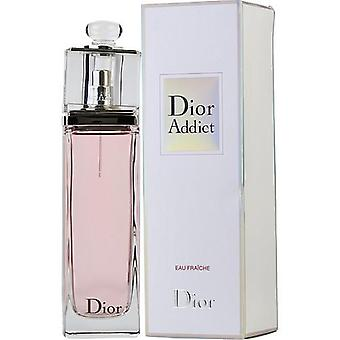 Dior Addict By Christian Dior Eau Fraiche Edt Spray 3.4 Oz (New Packaging)