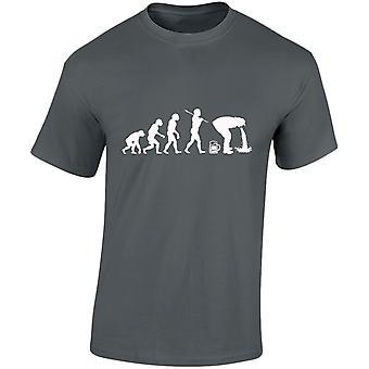 Dronken evolutie Mens drinken T-Shirt 10 kleuren (S-3XL) door swagwear