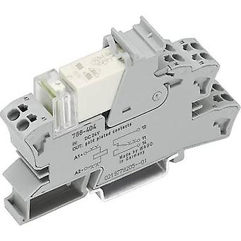Relay component 1 pc(s) WAGO 788-608 Nominal voltage: 230 Vac