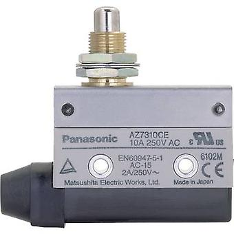 Limit switch 115 Vdc, 250 V AC 10 A Tappet (+ thread) momentary