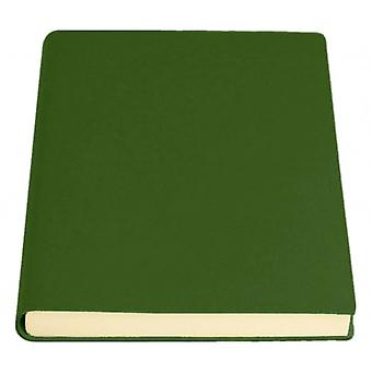 Coles Pen Company Sorrento Large Lined Journal - Green