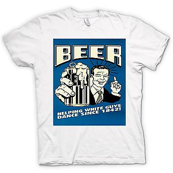 Womens T-shirt - Love Beer - Funny - Vintage