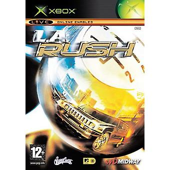 LA Rush (Xbox) - Factory Sealed