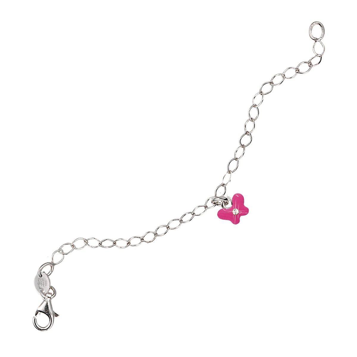 Scout kinderen armband armbanden zilveren vlinder meisje 260208100