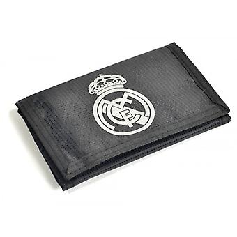 Real Madrid CF Mens Official React Tri Fold Touch Fastening Wallet