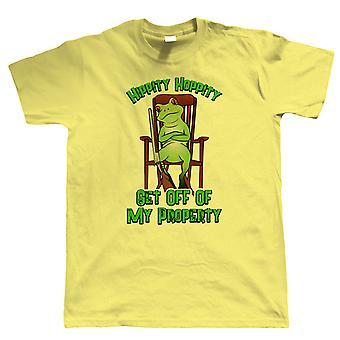 HippityHoppity, Mens T Shirt | Guest Artist JG