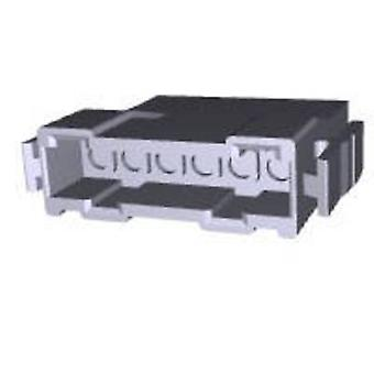 TE Connectivity Pin enclosure - cable Metrimate Total number of pins 6 Contact spacing: 5 mm 207376-1 1 pc(s)