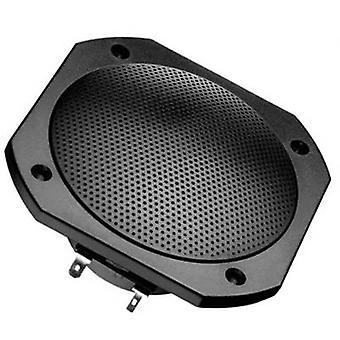 Visaton FRS 10 WP Flush mount speaker 50 W 4 Ω Black 1 pc(s)